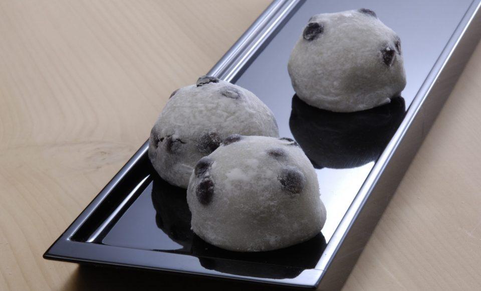 豆大福餅 梅三郎餅 川越 和菓子 手作り 職人